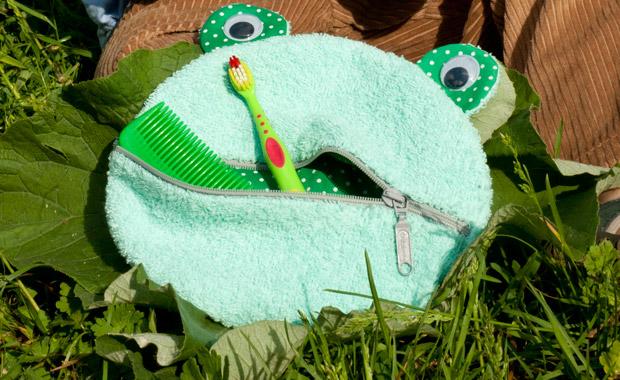 Der Frosch: Ein kultivierter Begleiter auf jeder Reise // HIMBEER