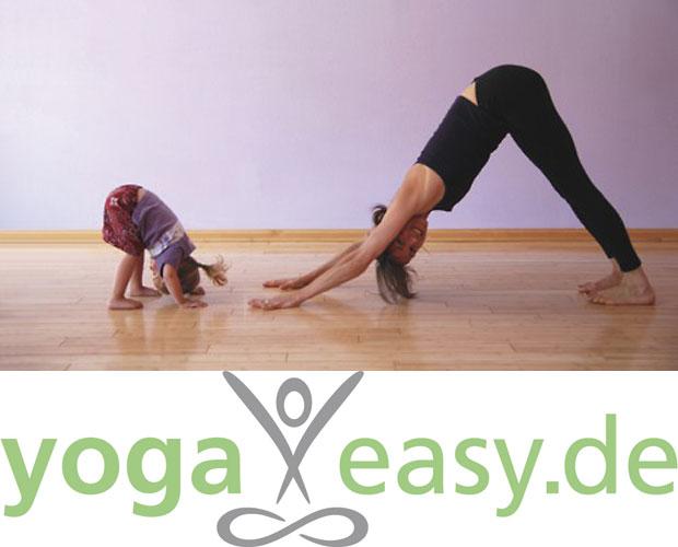 yoga f r zuhause yoga easy himbeer magazin. Black Bedroom Furniture Sets. Home Design Ideas
