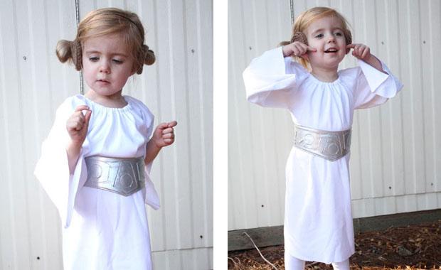Prinzessin Leia Gürtel selber machen | HIMBEER Magazin