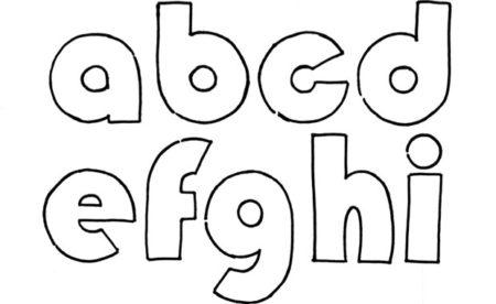 DIY: Buchstaben-Kissen nähen, Selber Machen, Nähanleitung // HIMBEER
