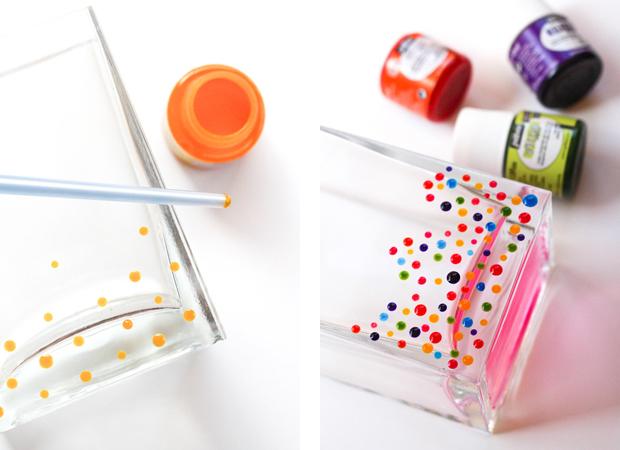 DIY-Vase zum Muttertag mit Seidenpapier-Pfingstrosen – DIY-Ideen zum Muttertag // HIMBEER