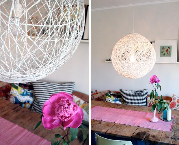 Selber machen: Luftballon-Lampe | HIMBEER Magazin