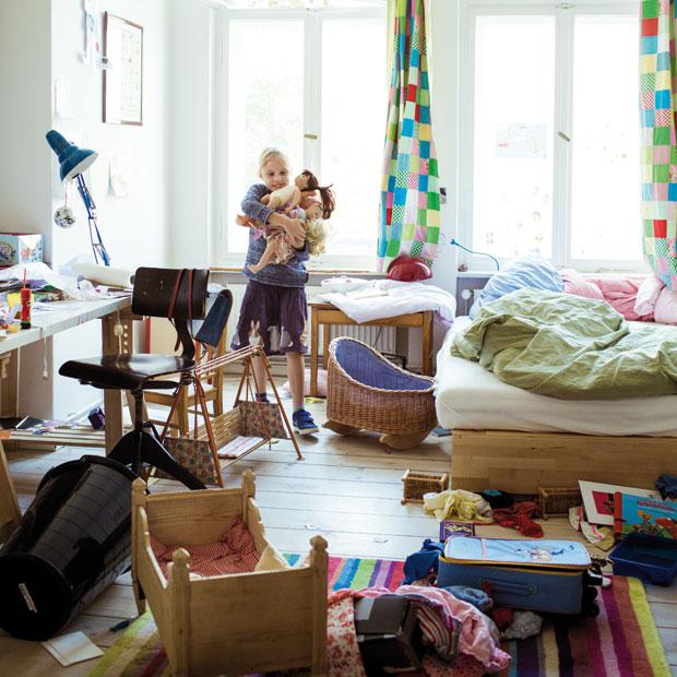 Chaos im Kinderzimmer – vom Aufräumen | BERLIN MIT KIND