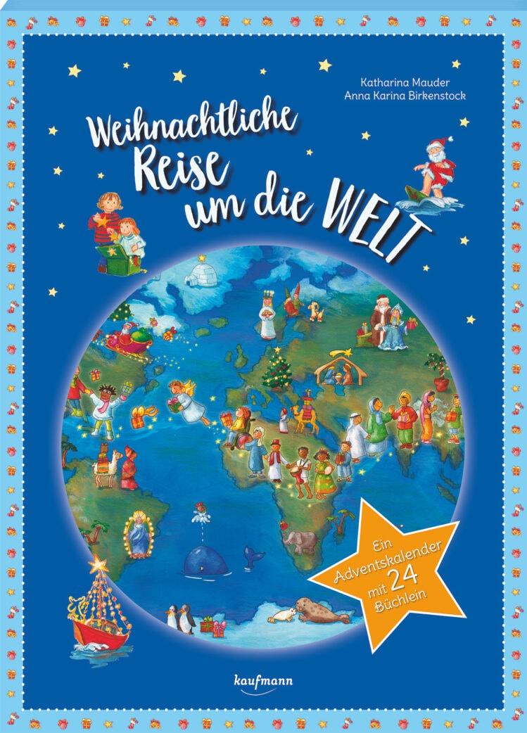 Die schönsten Adventskalender: Weihnachtliche Reise um die Welt // HIMBEER