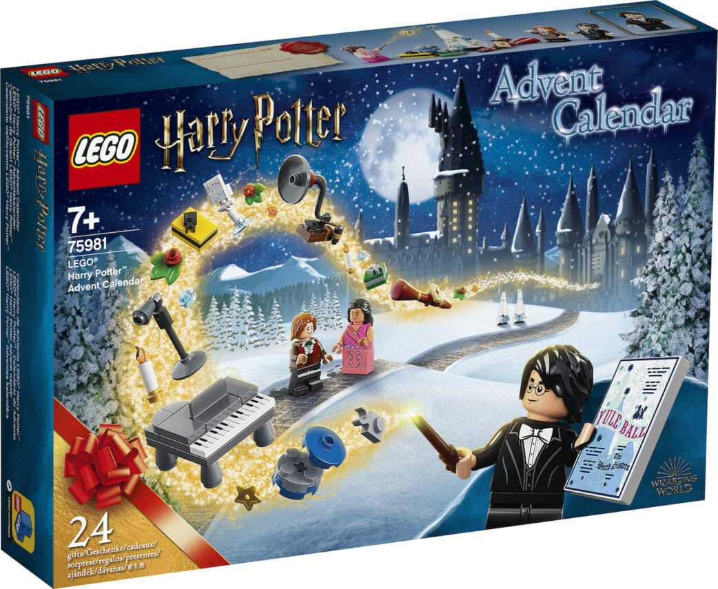 Die schönsten Adventskalender: LEGO Harry Potter Adventskalender // HIMBEER