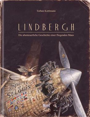 Torben Kuhlmann: Lindbergh – großartiges Bilderbuch // HIMBEER