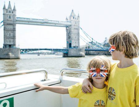 Kinder und Fremdsprachen lernen: Vor Ort in London // HIMBEER
