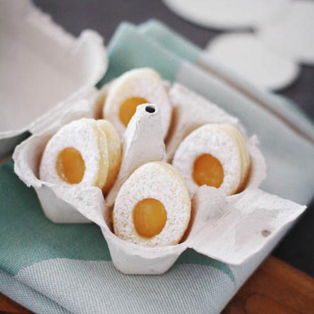 Osterplätzchen – Rezept für leckere Osterkekse // HIMBER