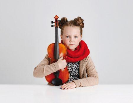 Kinder und ihre Instrumente: Geige | BERLIN MIT KIND