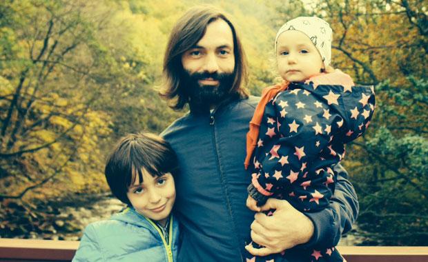 Valerio Nervi im Intervie über das Familienleben // HIMBEER