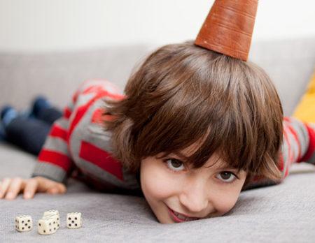Kinderspiele – Titelgeschichte im HIMBEER Familienmagazin // HIMBEER