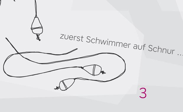 DIY-Mobile fürs Kinderzimmer // HIMBEER