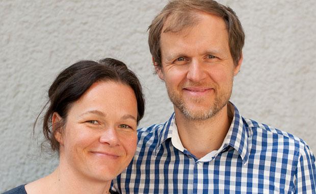 Nadine und Oliver Klein von Lieblinge // HIMBEER
