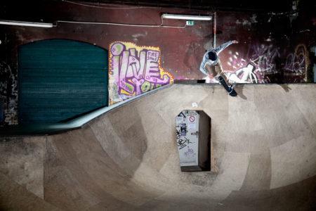 Skatehalle // HIMBEER