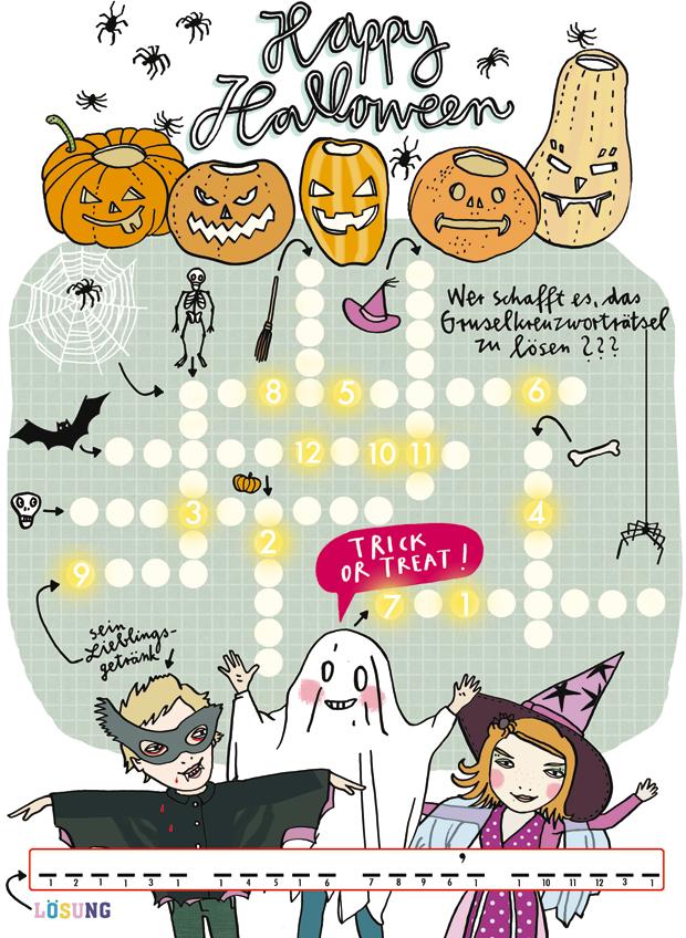 kinderrätsel im himbeer familienmagazin halloween
