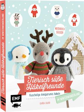 Diy Anleitungen Im Familienmagazin Himbeer Häkeltier Hugo Der Eisbär