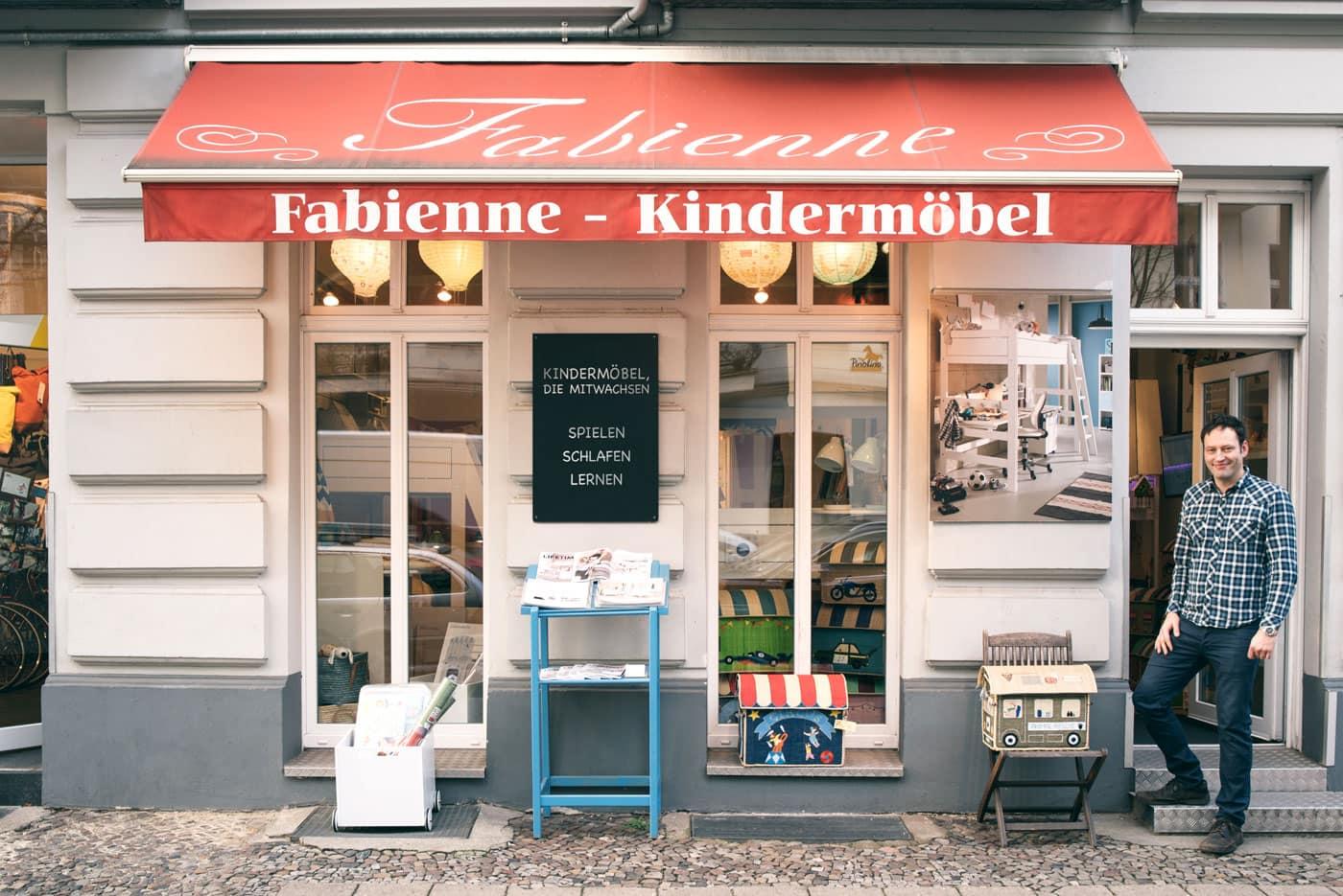 Fabienne Kindermöbel in Berlin // HIMBEER