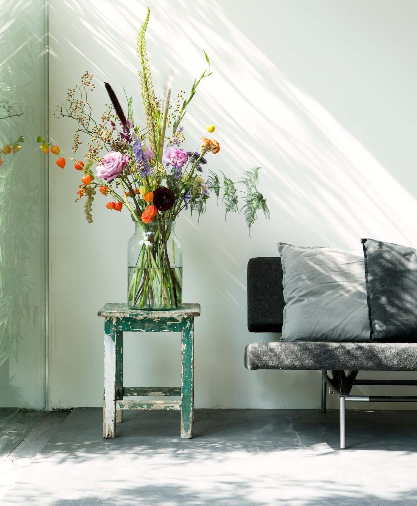 Muttertagsgeschenk-Klassiker: Blumen – besonders schöne Idee als Blumenabo // HIMBEER