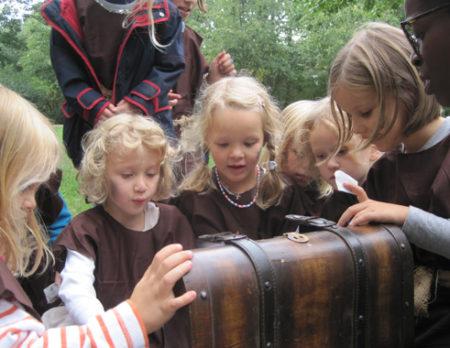 Kindergeburtstag in Berlin mit Fräulein Feiertag im Test // HIMBEER