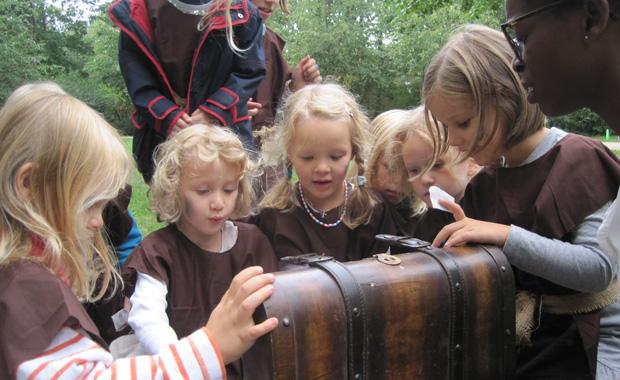 Kindergeburtstag Feiern Berlin Brandenburg Zirkus Momenti