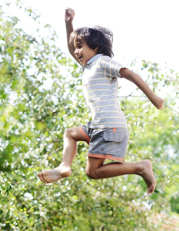 Familien-Gesundheit: Warum Bewegung für Kinder wichtig ist // HIMBEER