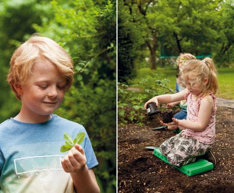 Natur erleben in der Stadt für Kinder | BERLIN MIT KIND