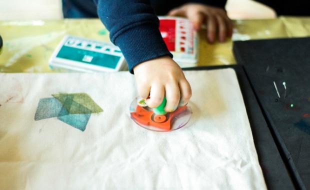 DIY-Sets und Kindergeburtstage in Berlin: Druckrausch // HIMBEER
