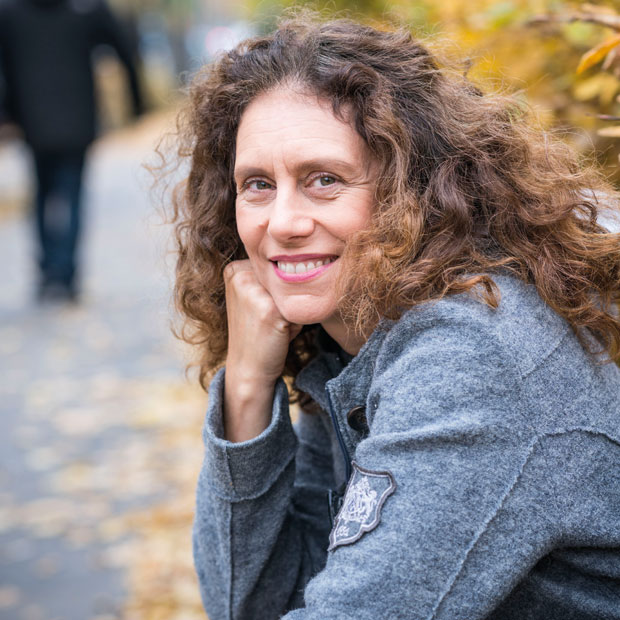 Myriam Halberstam | BERLIN MIT KIND