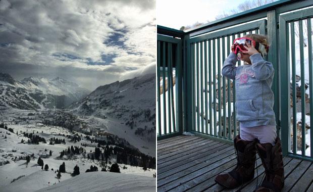 Skiurlaub mit Kindern in Österreich: Obertauern // HIMBEER