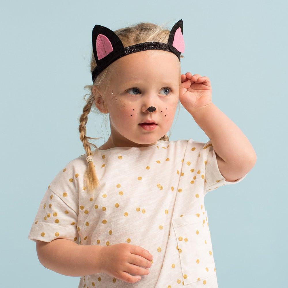 Lieblingssachen zum Verkleiden für Kinder: Katzenohren