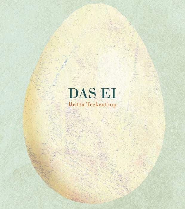 Kinderbuch-Tipp zu Ostern: Das Ei von Britta Teckentrup // HIMBEER