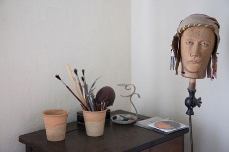 Hinter den Kulissen von Etsy: Atelierbesuch bei Kerstin Bauer // HIMBEER
