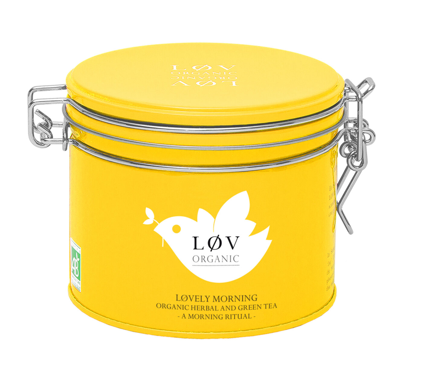 Schönes Geschenk für gute Laune: Organic Tea // HIMBEER