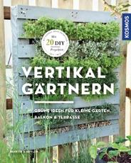 Ein Buch über das vertikale Gärtnern   Himbeer Magazin