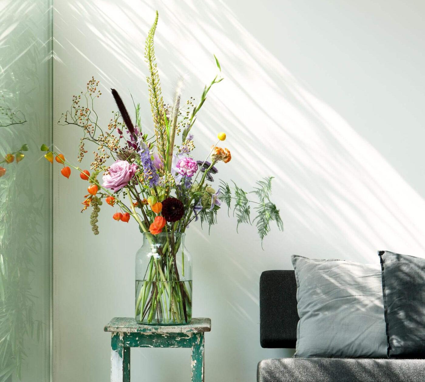 Blumen im Abo – immer eine schöne Geschenkidee // HIMBEER