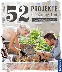 Gartenbuch 52 Projekte für Stadtgärtner | HIMBEER Magazin