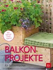 Gartenbuch Balkon Projekte für Selbermacher // HIMBEER