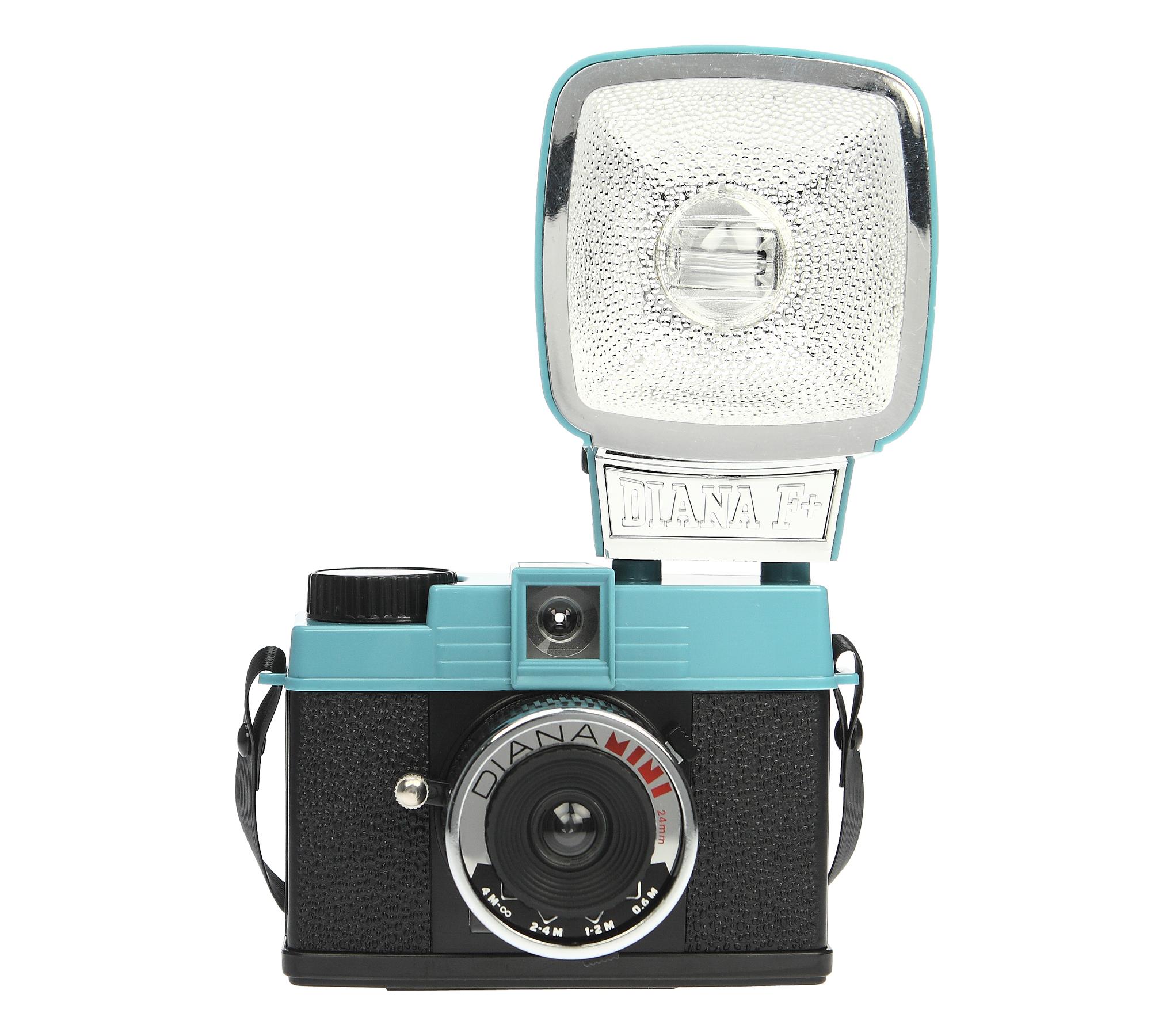 Kamera Diana Mini von Lomographic   HIMBEER Magazin