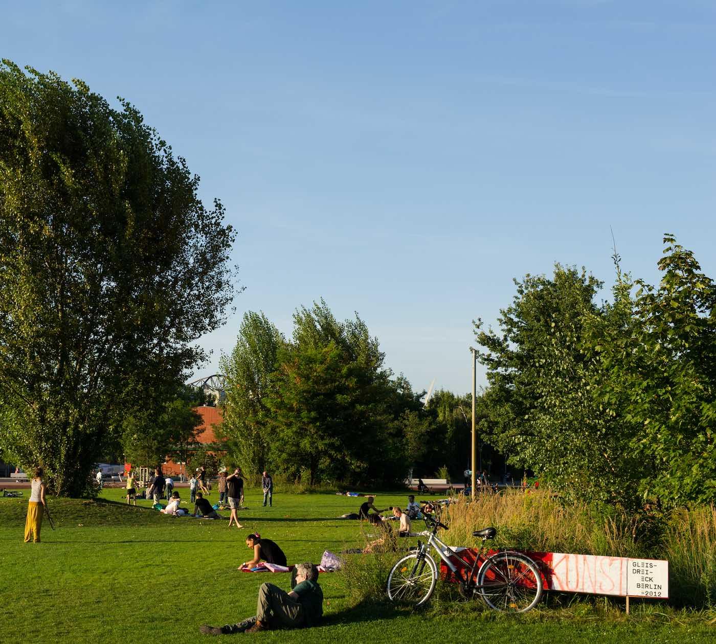 Park am Gleisdreieck | berlinmitkind.de