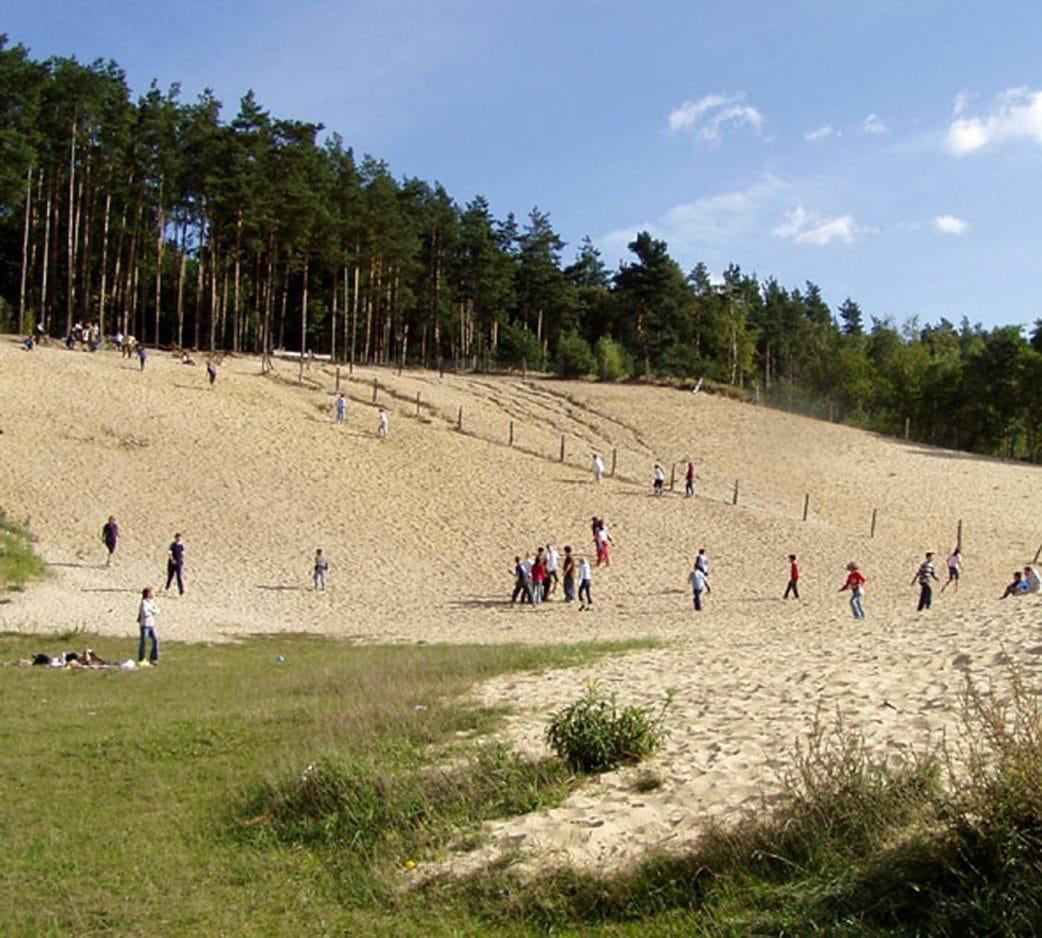 Sandgrube im Grunewald | berlinmitkind.de