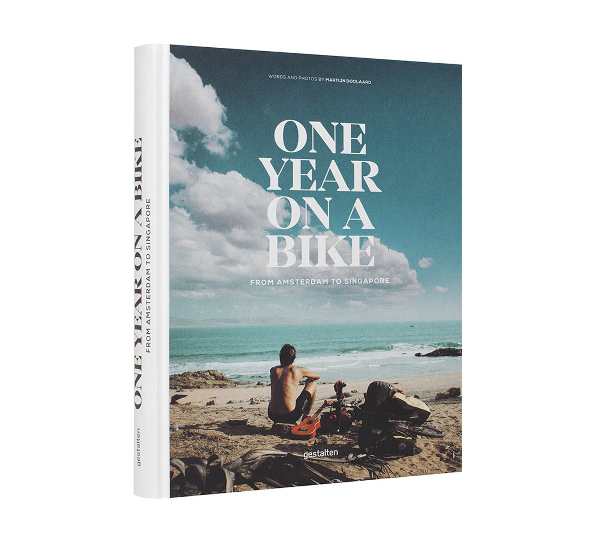 Buch One Year On A Bike   HIMBEER Magazin