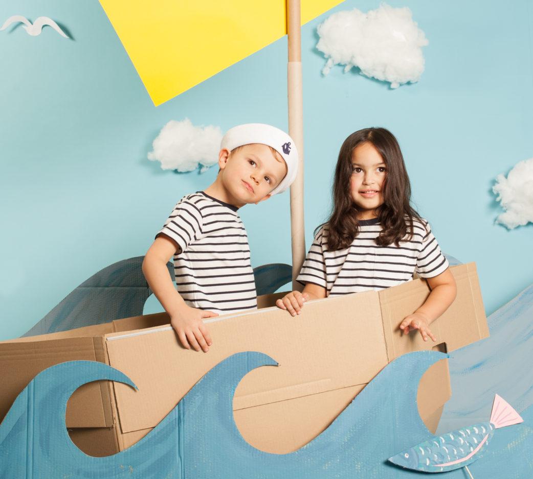 Reisen mit Kindern – die besten Tipps: Schiff fahren mit Kindern // HIMBEER