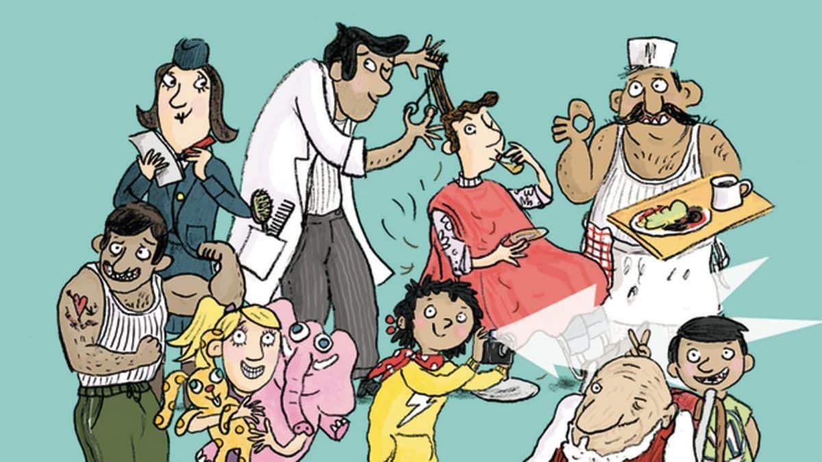 Kinderbuch-Tipp: Salon Salami // HIMBEER
