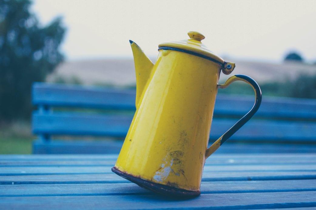 Reisespiele für Kinder: Teekesselchen // HIMBEER