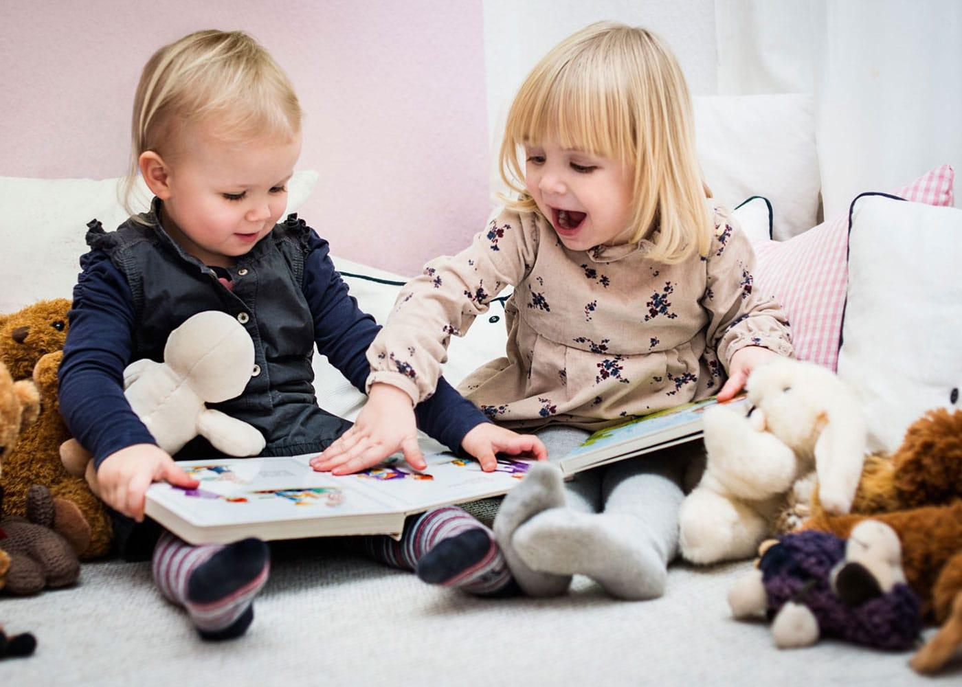 Alle Kinder brauchen Bücher! // HIMBEER