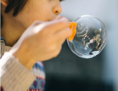 Kindergeburtstag Seifenblasen | BERLIN MIT KIND