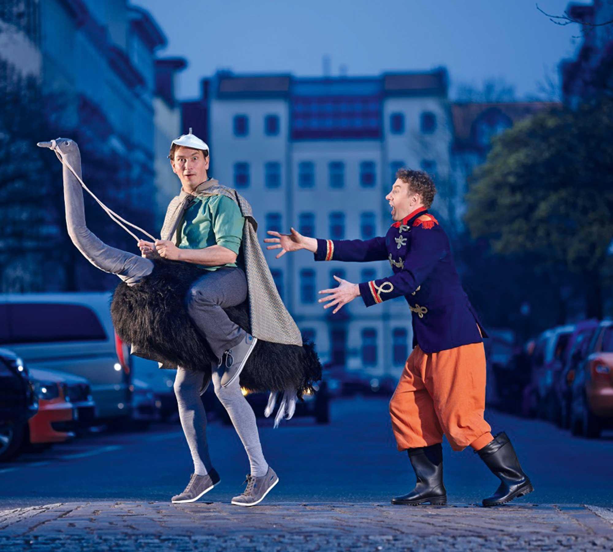 Kindergeburtstag für Grundschulkinder mit Zirkus in Berlin // HIMBEER