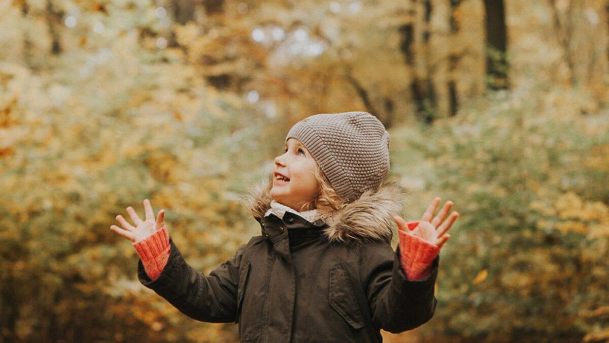 Tipps für gelungene Fotos im Herbst mit Kindern // HIMBEER