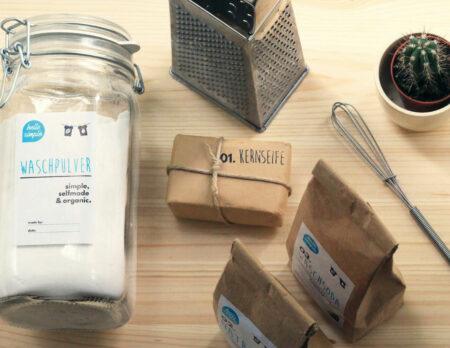DIY-Waschmittel von hello simple im Test // HIMBEER