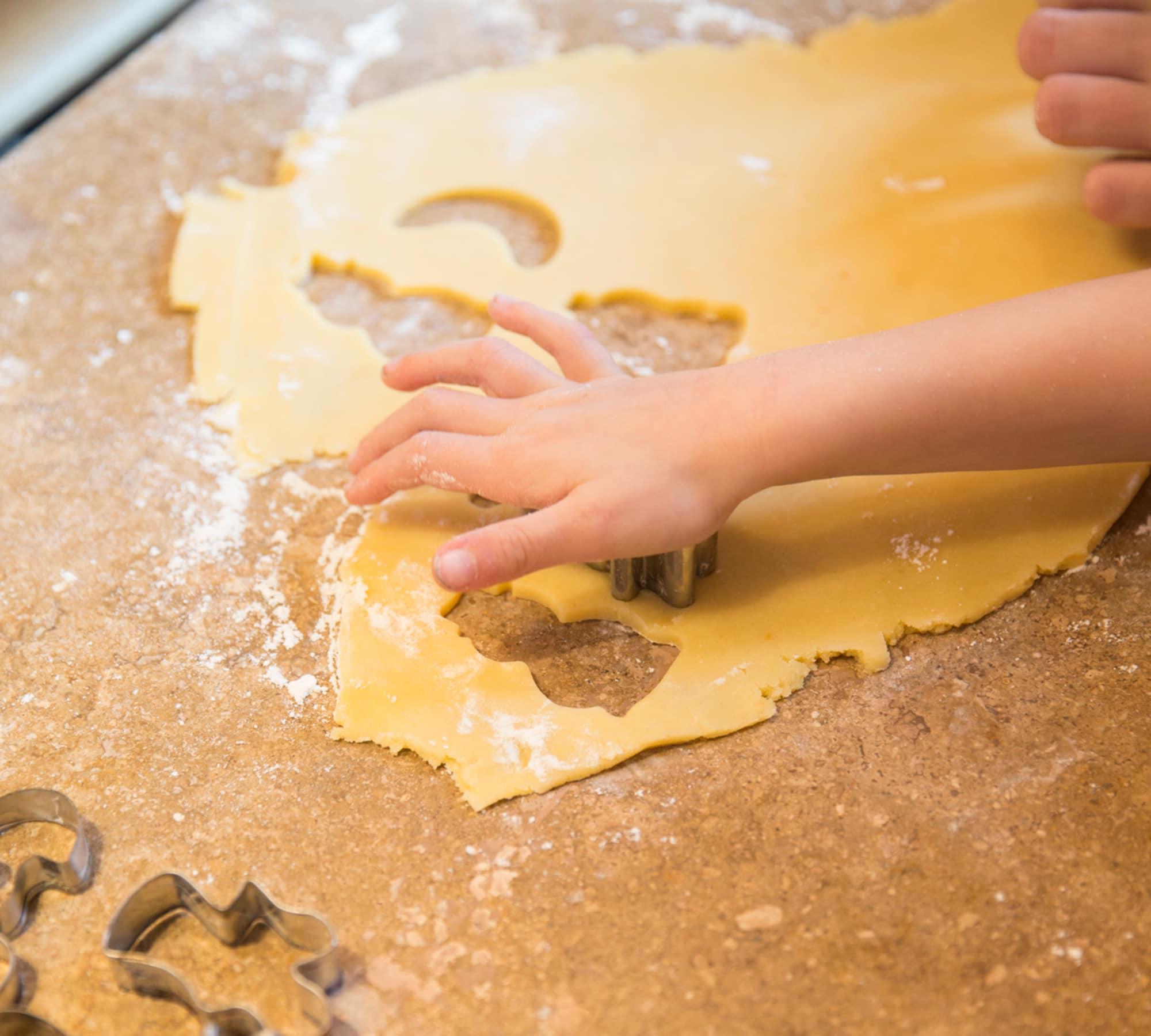 Kekse ausstechen // HIMBEER